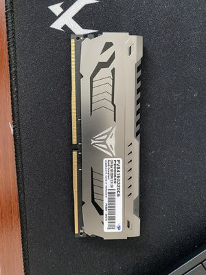 Patriot viper 16gb ddr4 3200mhz-new open box for Sale in Brentwood, TN