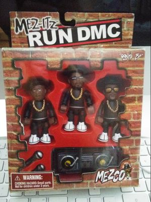 RUN DMC Figures for Sale in Los Angeles, CA
