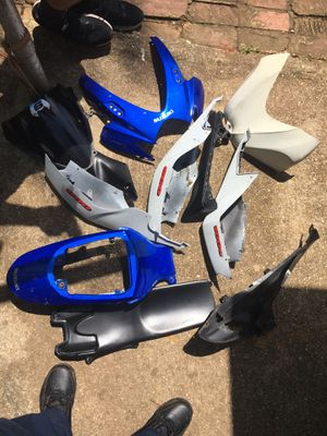 06-07 600-750 fairing,windshield etc for Sale in Chevy Chase, DC