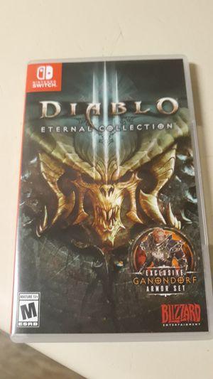 Diablo 3: External Collection for Sale in Atlanta, GA