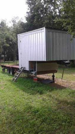 Car Truck Equipment Hauler Trailer with Ramps and Storage - Will Trade for Sale in Plant City, FL
