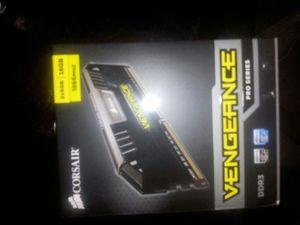 Vengeance pro series 16GB for Sale in Stockton, CA
