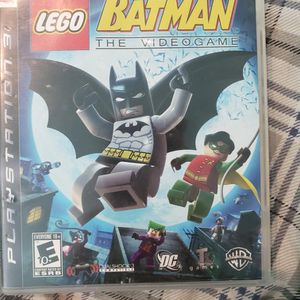 Lego Batman The Video Game For Playstation 3 for Sale in New Lenox, IL