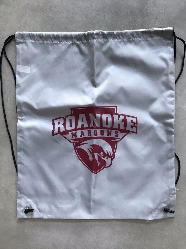 Drawstring bag - Roanoke College