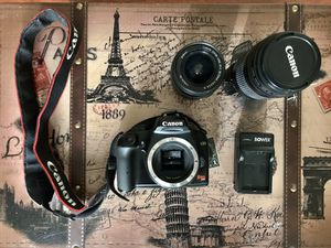 Canon EOS Rebel XS Photography Camera for Sale in Dumfries, VA