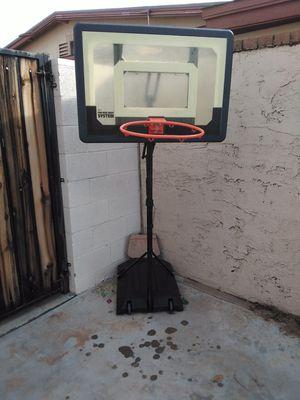 Pool Side Basketball Hoop for Sale in Phoenix, AZ