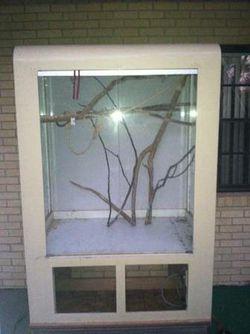 Custom bird or reptile cage for Sale in Eustis,  FL