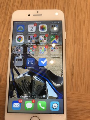 Unlocked iPhone 8 256GB for Sale in Houston, TX