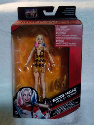 New in box Multiverse suicide squad Harley Quinn action figure for Sale in Hemet, CA