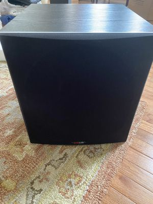 Polk Audio PSW505 Powered Subwoofer (X2) for Sale in Gainesville, VA