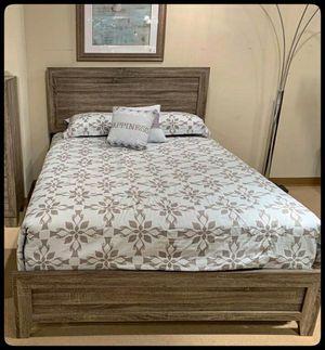 🔥HOT DEAL🔥Millie Brown Panel Bedroom Set byCrown Mark for Sale in Hyattsville, MD