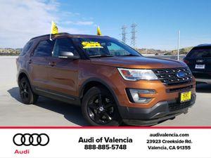 2017 Ford Explorer for Sale in Santa Clarita, CA