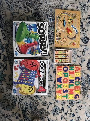 Kid games and puzzles for Sale in Waldorf, MD
