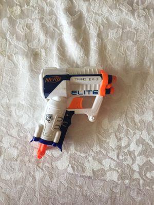 TRIAD EX-3 KIDS NERF GUN for Sale in San Lorenzo, CA