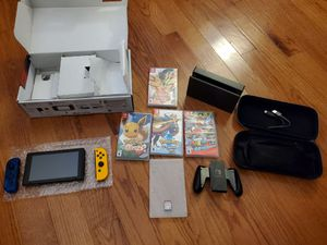 Nintendo Switch bundle for Sale in Houston, TX