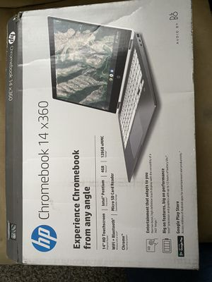 "HP Chromebook 14"" 360 for Sale in Shady Shores, TX"