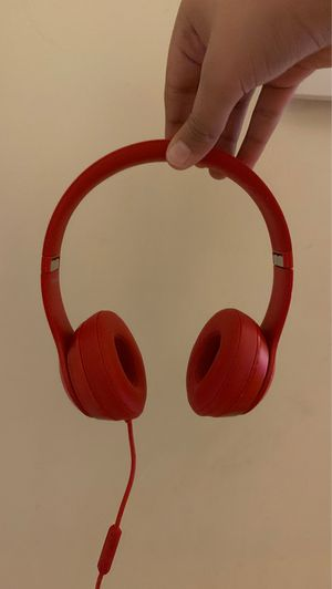 Beats by Dr. Dre Solo 2 (Wired) for Sale in West Springfield, VA