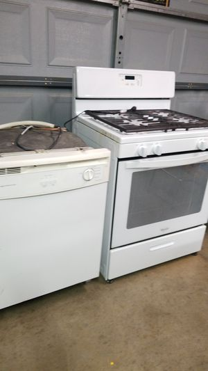 Appliances stove and dishwasher for Sale in Rialto, CA