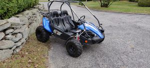 I have 2 hammerhead GTS 150 go-karts 4 sale for Sale in Greenwich, CT