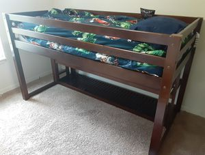 Twin Loft/Bunk Storage Bed for Sale in McDonough, GA