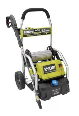 Electric Pressure Washer Water 2000 PSI 1.2GPM Power Cleaner for Sale in St. Petersburg, FL