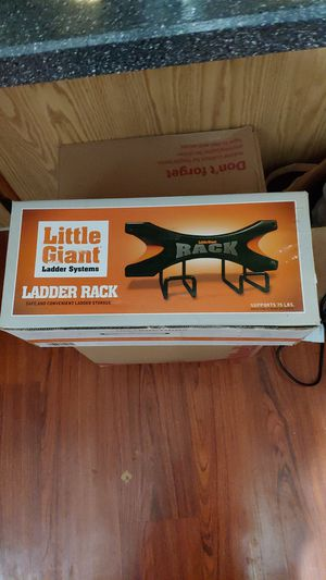 LITTLE GIANT LADDER RACK for Sale in Portland, OR