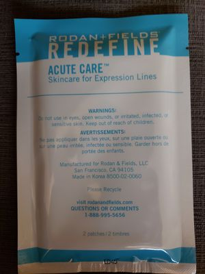 Rodan & Fields Acute Care for Expression Lines for Sale in Buffalo, NY