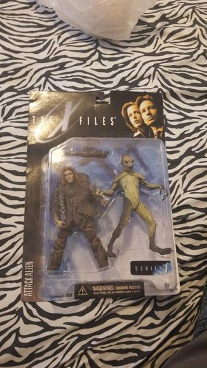 X files series 1 action figure highly collectable for Sale in Midvale, UT