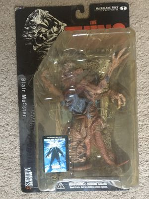 McFarlane The Thing Blair Monster Figure for Sale in Livonia, MI