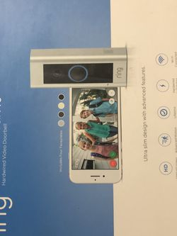 Ring Video Doorbell Pro for Sale in Denver,  CO