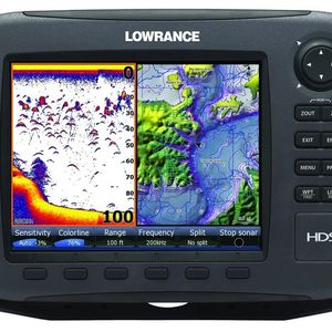 Lowrance HDS 8 Gen 2 With Side Scan And Bottom Scan for Sale in Huntington, NY