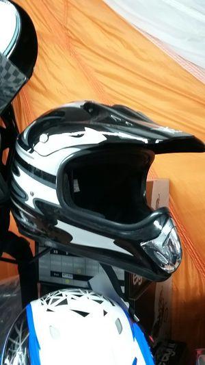 ATV, Motocross, dirt bike helmet DOT approved 818 brand for Sale in Los Angeles, CA