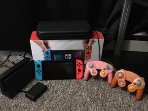 Nintendo Switch Bundle for Sale in Quincy, IL