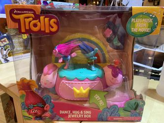Nickelodeon Musical Jewelry Box for Sale in Damascus,  OR