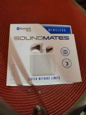 Brand new box, Tzumi Soundmates Earbuds only $10 for Sale in Shoreline, WA