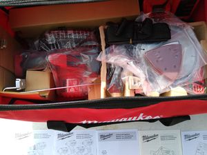 Milwaukee M18 cordless 5 tool set for Sale in Stanton, CA