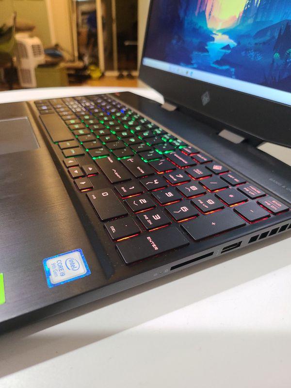 i9/RTX 2080/64gb DDR4 Ram/6000gb SSD Gaming Laptop Computer PC VR Ready