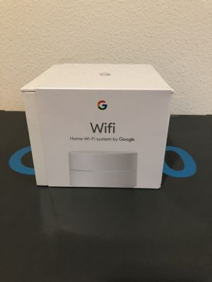 Google WiFi router for Sale in Hillsboro, OR