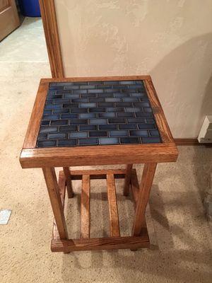Handmade Ceramic Table for Sale in Appleton, WI