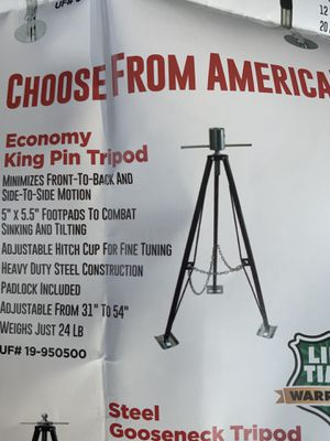 Fifth wheel RV Tripod stabilizer jack new for Sale in Parma, OH