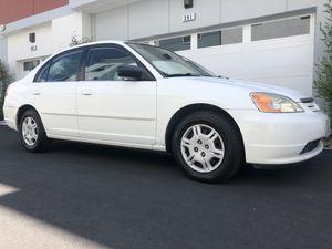 2002 Honda Civic LX for Sale in San Jose, CA