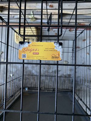 Dog Crate - life stages for Sale in Park City, UT