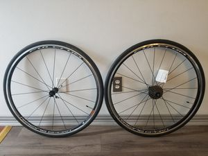 Fulcrum Racing Sport aluminum wheelset. for Sale in Dallas, TX