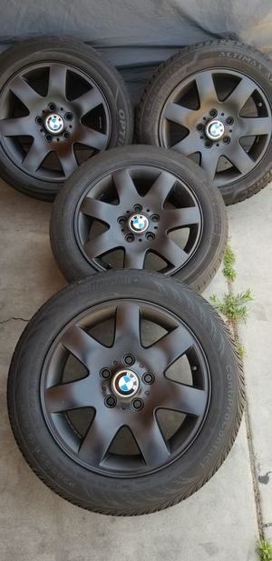 "bmw 5x120 16"" inch rims for Sale in City of Industry, CA"