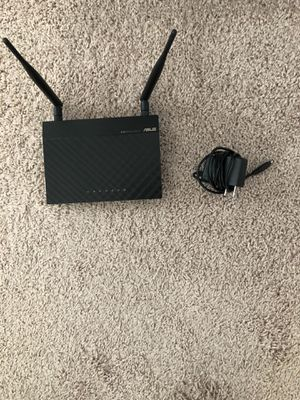 Asus wireless router for Sale in Roseville, CA