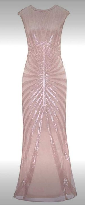 Women's Metme Formal Sequin Mermaid Flapper Gown Dress for Sale in Port Hueneme, CA