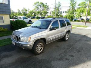 2002 Jeep Grand Cherokee Limited for Sale in Framingham, MA