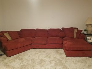 Sectional Couch by Macy's Furniture for Sale in Palm Harbor, FL