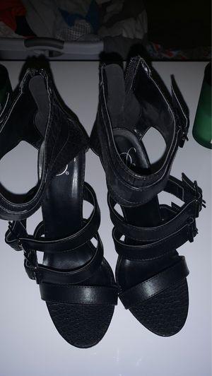 Black heels for Sale in Rockville, MD