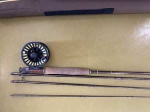 Reddington fly fishing rod with case for Sale in Denver, CO